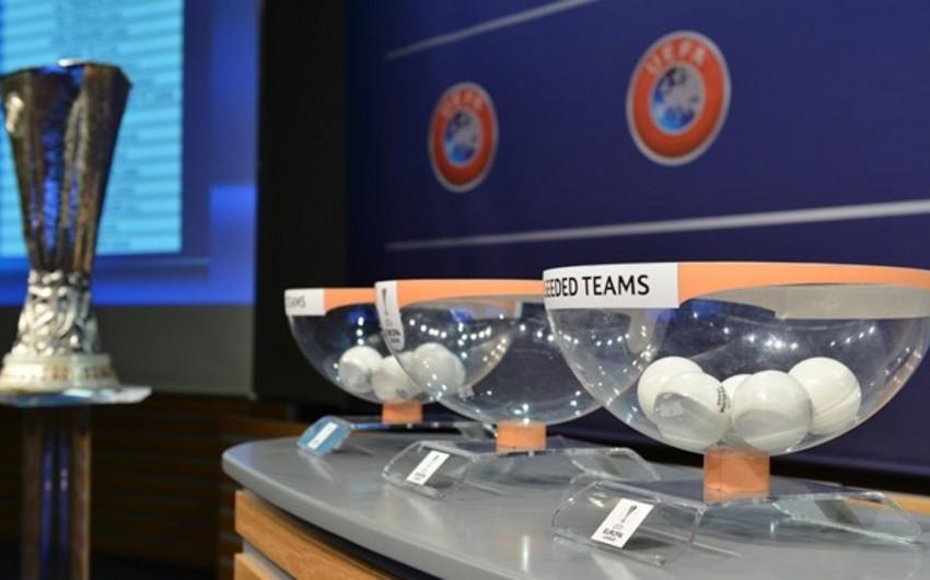 Определились соперники азербайджанских клубов во II квалификационном раунде Лиги Европы по футболу