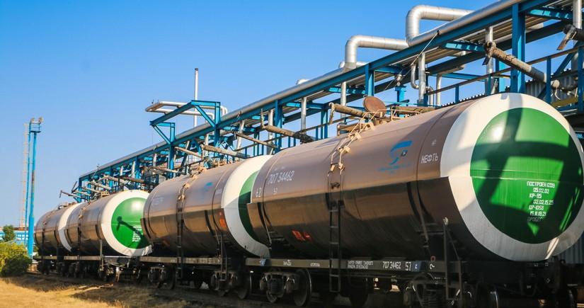 В этом году Азербайджан экспортировал около 40 тысяч тонн нефтяного битума
