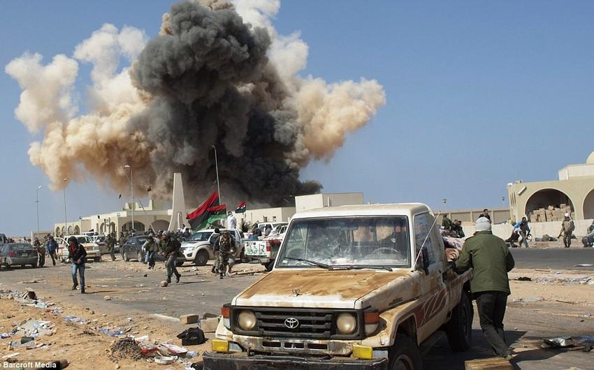 Число погибших при взрыве на оружейном складе в Ливии возросло до 29 -ОБНОВЛЕНО