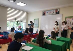 Инклюзивное образование в Азербайджане: Посол ЕС посетил среднюю школу в Шамахы