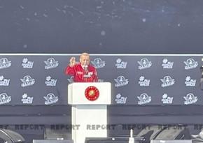 Erdogan pledges to turn Teknofest into international brand