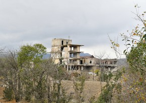 Ministry: Armenians destroyed resorts in liberated territories