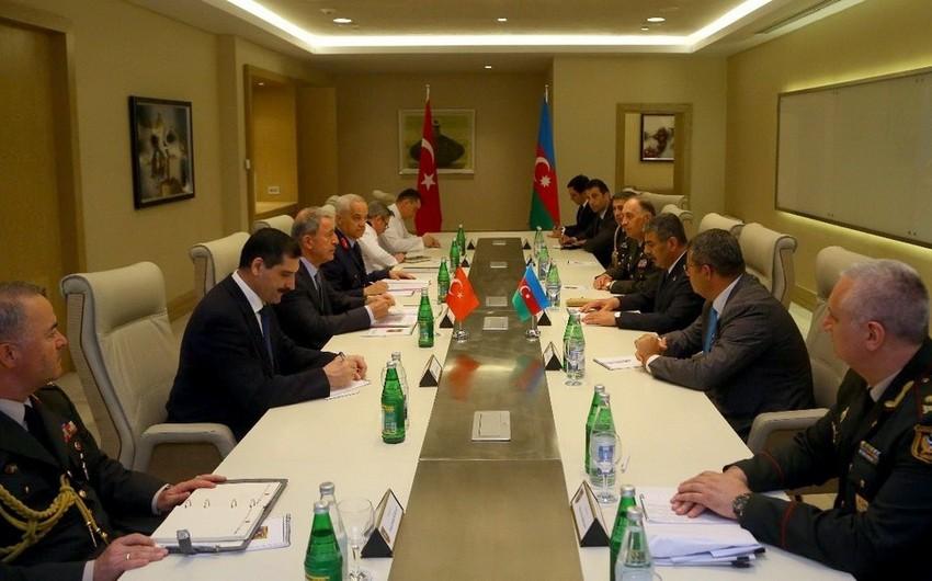Gabala hosts meeting of Defense Ministers of Azerbaijan and Turkey