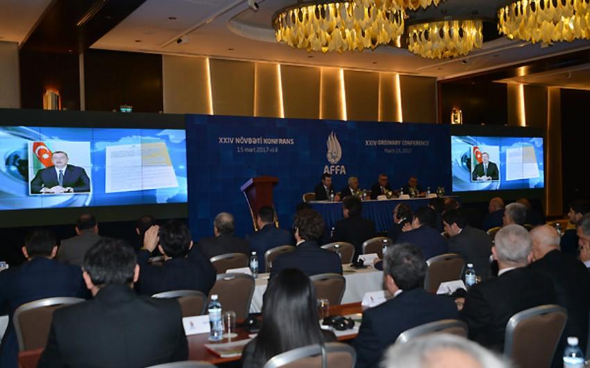 Обнародована дата очередной Отчетной конференции и заседания Исполнительного комитета АФФА