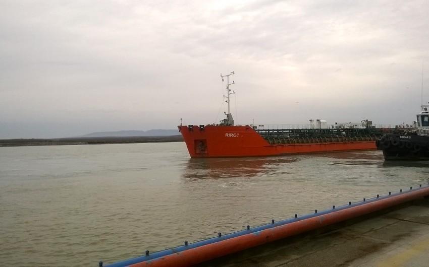 Kulevi terminalından nafta daşınmasına başlanılıb