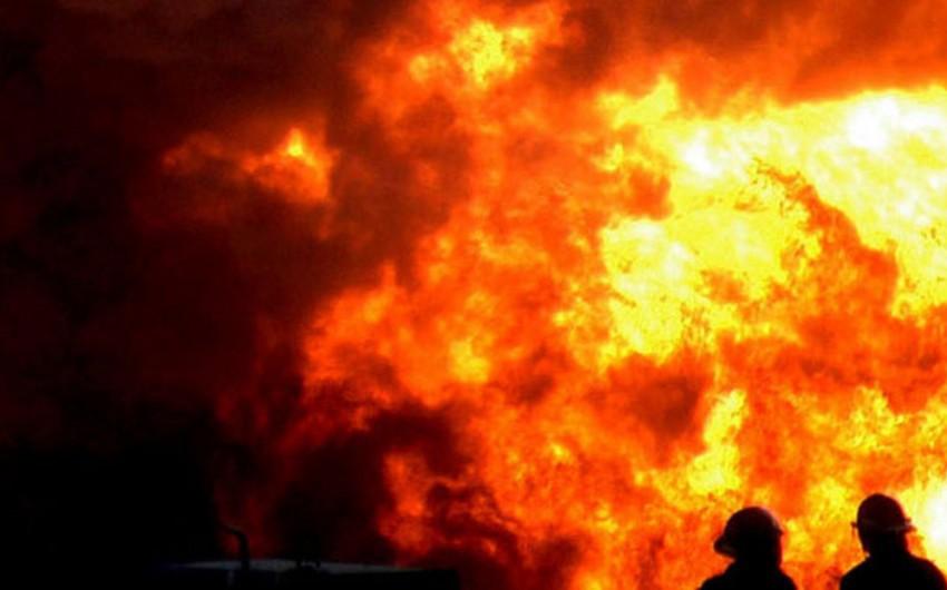 В пригороде Вашингтона при взрыве газа пострадали около 30 человек