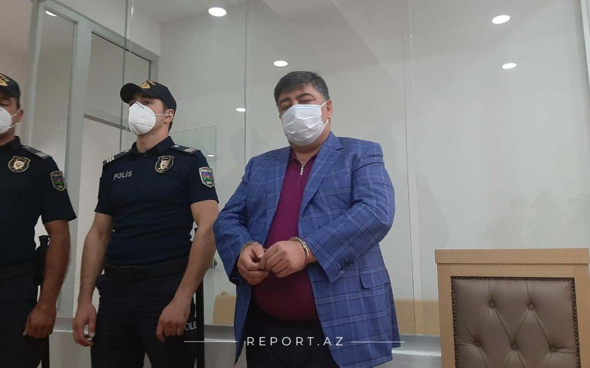 Ramiz Mehdiyevin kürəkəninə 15 sutka həbs cəzası verildi