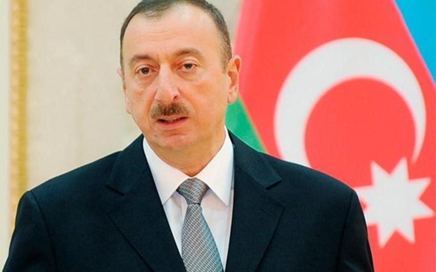 Prezident: Ermənistan sülh istəmir, danışıqları sadəcə bir proses kimi qəbul edir