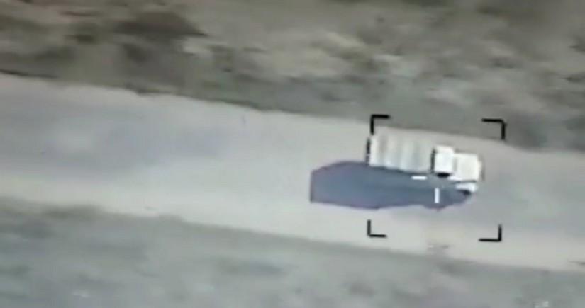 Уничтоженабоеваятехникаи боеприпасыпротивника