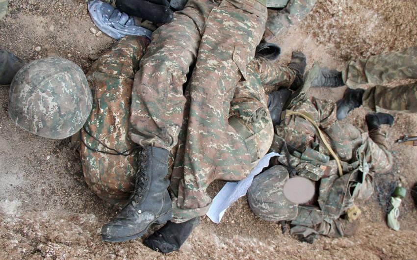 Число найденных в Карабахе трупов армянских солдат достигло 1 345