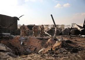 İraqda ABŞ hərbçilərinin olduğu hərbi baza raket atəşinə tutulub