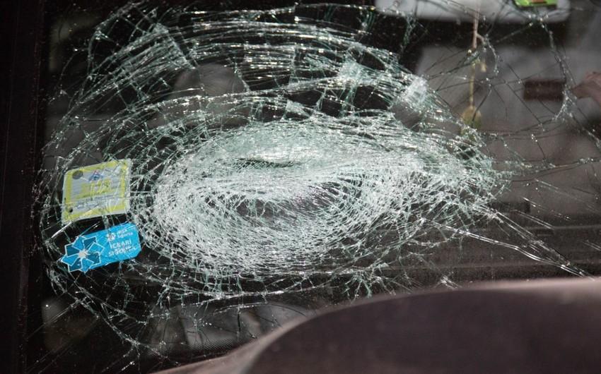 В Габале столкнулись два автомобиля, есть погибший