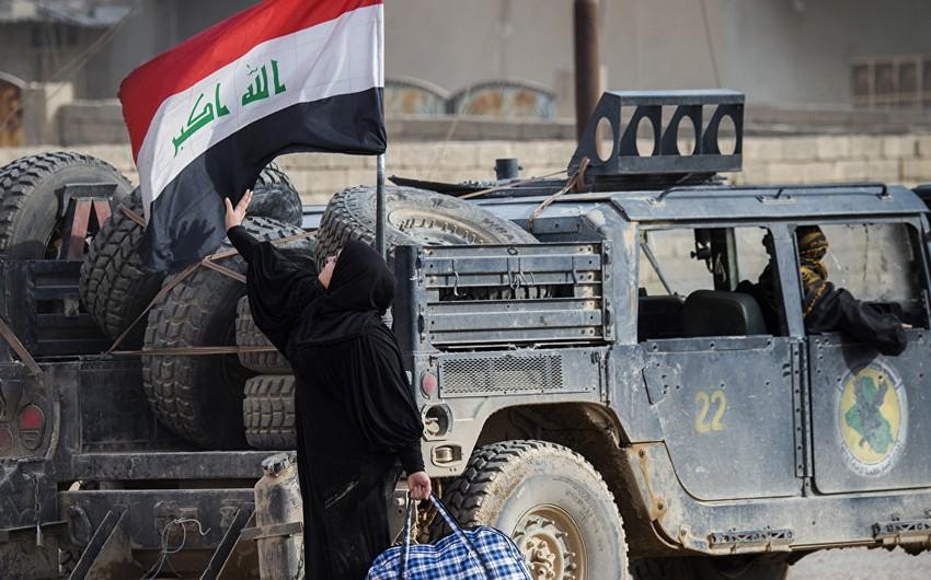 İraq İŞİD-in vurduğu zərərin miqdarını 47 milyard dollar qiymətləndirib