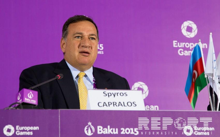 Koordinasiya Komissiyasının sədri: l Avropa Oyunlarının Olimpiya standartlarına uyğun keçirilməsini təsdiq edirəm