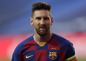 Lionel Messi sets historic achievement in Barcelona