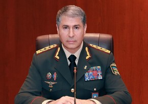 Вилаят Эйвазов: В среднем раскрыто 87% преступлений