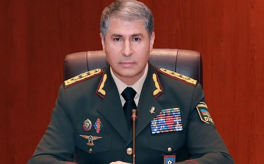 Vilayət Eyvazov gürcüstanlı həmkarına məktub göndərdi