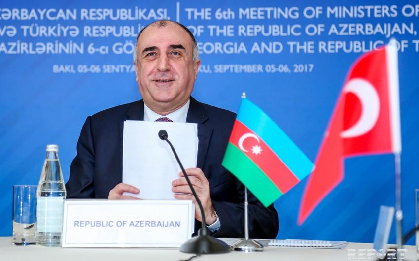Elmar Məmmədyarov: Nyu-Yorkda Azərbaycan və Ermənistan XİN başçılarının görüşünün keçirilməsi razılaşdırılıb