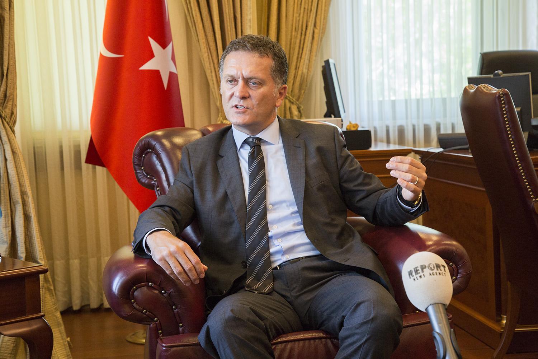 Посол Турции: Мы не простим тех, кто отнесся к нам предвзято и сотрудничал с армянами - ИНТЕРВЬЮ