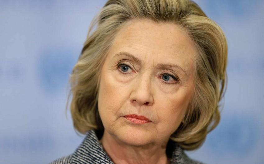 Hillari Klinton Suriyada uçuşlar üçün qadağan olunan zonanın yaradılmasını təklif edib