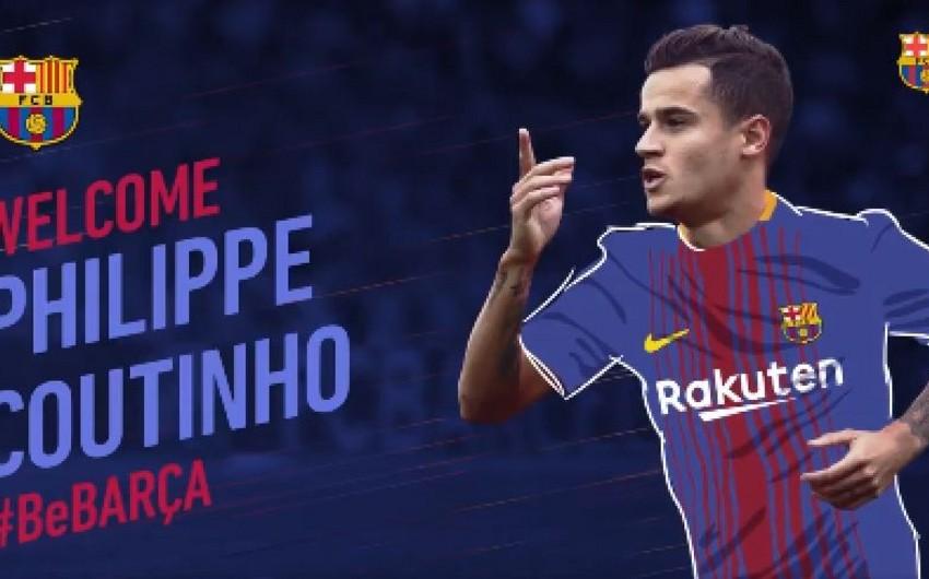 Barselona Filippe Koutinyonu transfer edib