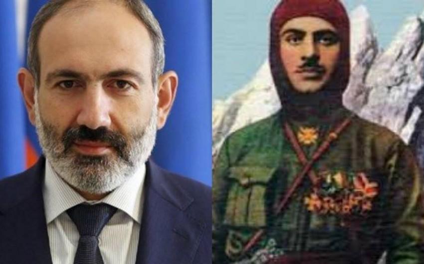 Monument to Armenian fascist in Russia - Krasnodar is not Armenia - COMMENT