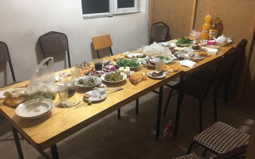 Gəncədə karantin rejimini pozan kafe aşkarlandı