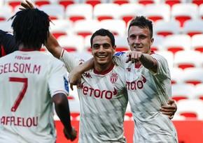 Лига 1: «Монако» сыграл вничью с «Ниццей»