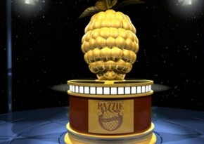 В Лос-Анджелесе раздали награды за худшие фильмы