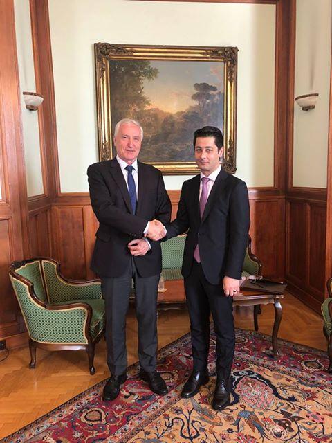Премьера Венгрии пригласили на Глобальный Бакинский форум