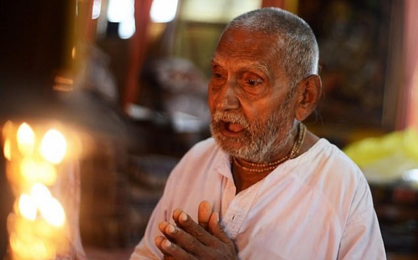 KİV: Əbu-Dabi hava limanında dünyanın ən yaşlı adamı aşkarlanıb - FOTO