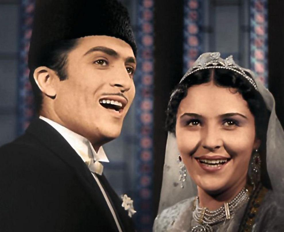 'Arshin mal alan' film will be presented in India