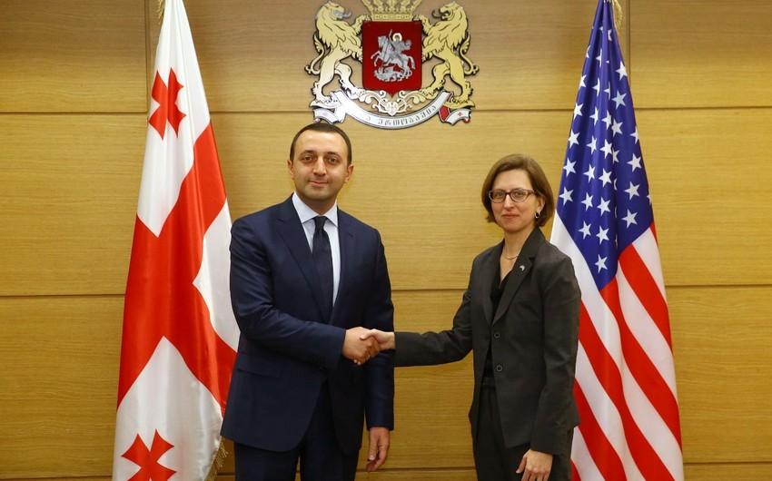 Gürcüstan və ABŞ hərbi əməkdaşlığı gücləndirəcək