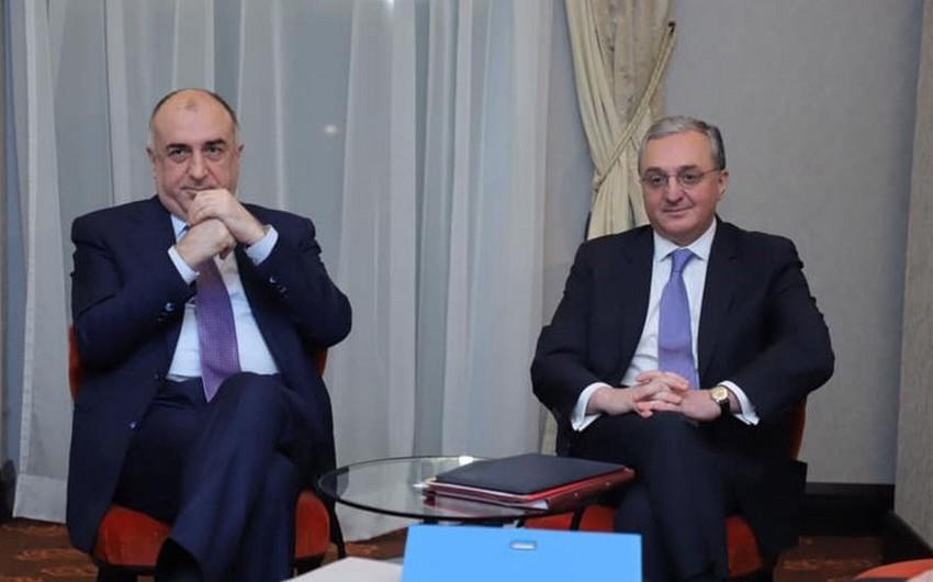 Главы МИД Азербайджана и Армении встретятся в Женеве