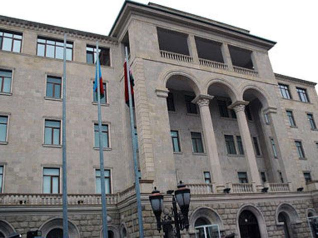 A vast number of requests addressed to Azerbaijani Defense Ministry