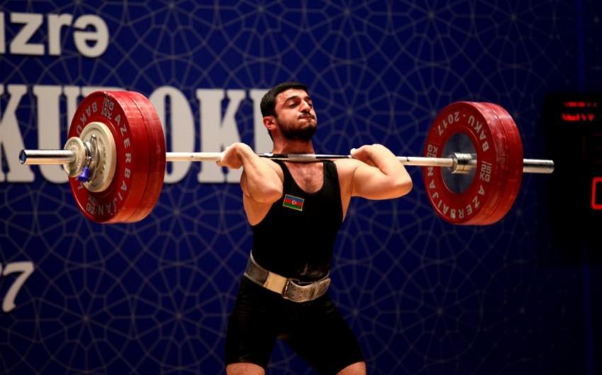 Paşa İbrahimli Azərbaycan Kubokunun qızıl medalını qazanıb