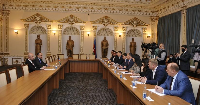 Депутаты Верховной Рады: Украина и дальше будет поддерживать Азербайджан