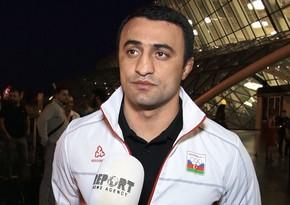 """Fərid Mansurov: """"Komandamızın II Avropa Oyunlarındakı çıxışını yüksək qiymətləndirirəm"""""""