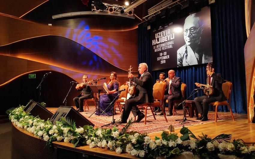 """В Центре мугама представлена концертная программа """"Rast dünyası"""""""