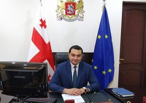 Azerbaijani head of Marneuli assumes his post