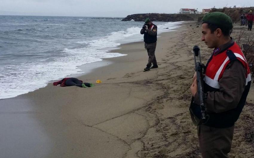 Yunanıstan sahillərində gəmi batıb, 24 nəfər boğulub