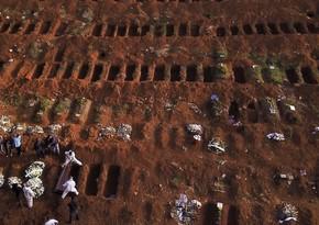 В Бразилии выявили более 45 тысяч новых случаев COVID-19