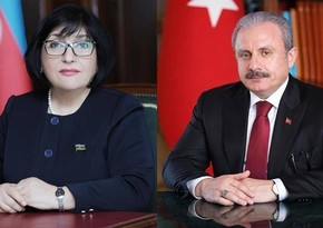 Сахиба Гафарова провела телефонный разговор с турецким коллегой