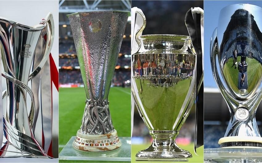 UEFA Avropa kuboklarının final matçlarını keçirməyə namizədlərin son siyahısını açıqlayıb