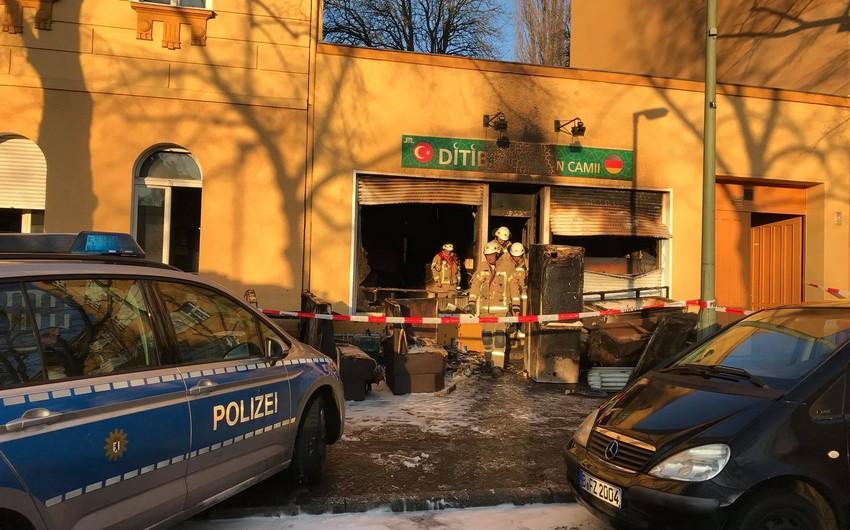 В Германии совершены нападения на три мечети и турецкий культурный центр