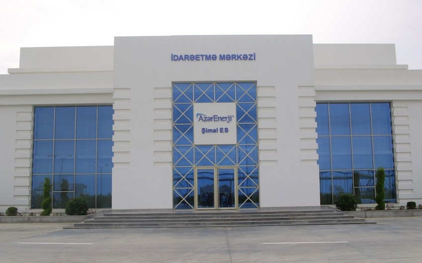 Azərenerji Şimal 2 elektrik stansiyasına media-tur təşkil edib