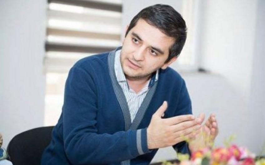 Bakıda gənc yazar özünü 17-ci mərtəbədən ataraq intihar edib - YENİLƏNİB