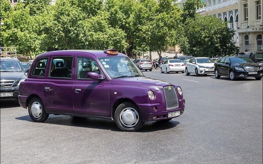 """""""London Taxi""""si polis və hərbçini vurub"""