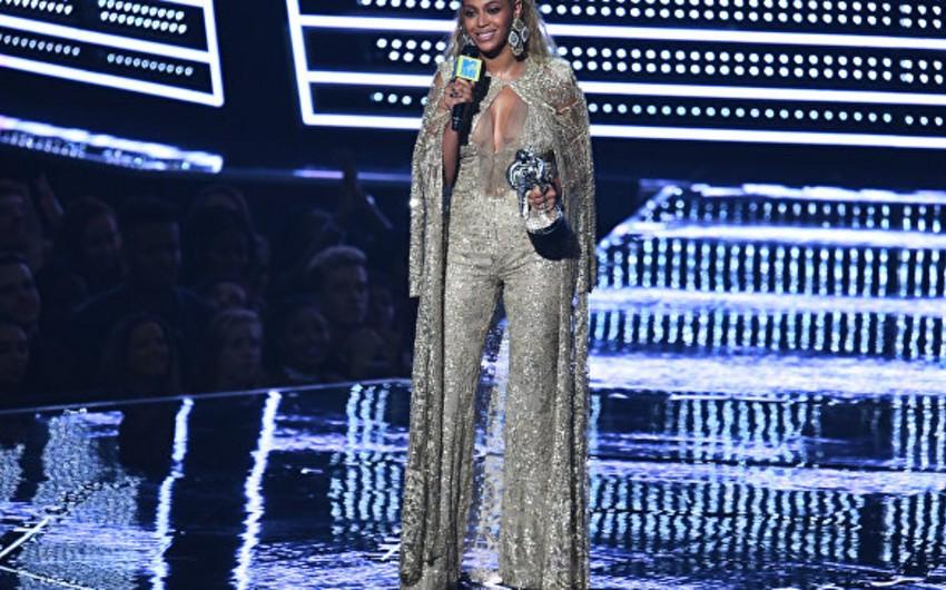 Beyons MTV Video Music Awards 2016 mükafatına layiq görülüb