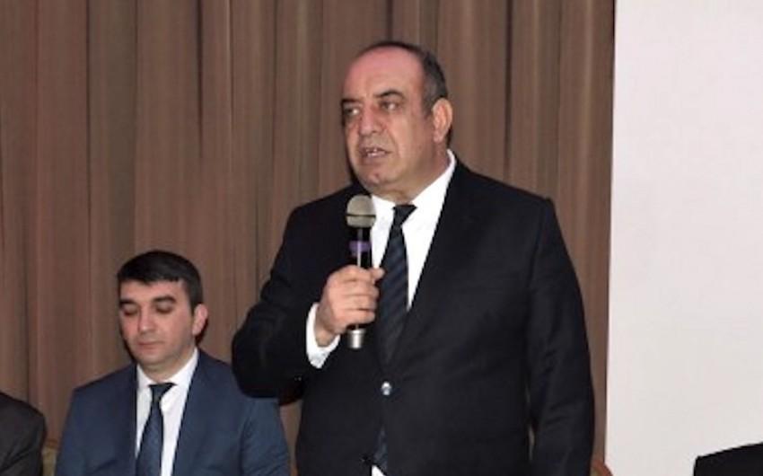 """Musa Şəkiliyev 2-ci dərəcəli """"Vətənə xidmətə görə"""" ordeni ilə təltif edilib"""
